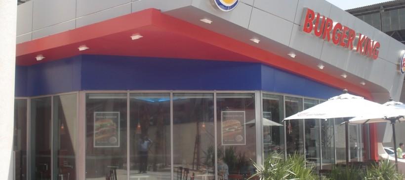 Burger King – 5 Branches