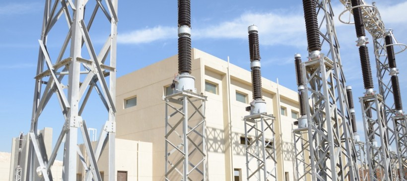 New Giza Electrical Substation 220/22/22 kV
