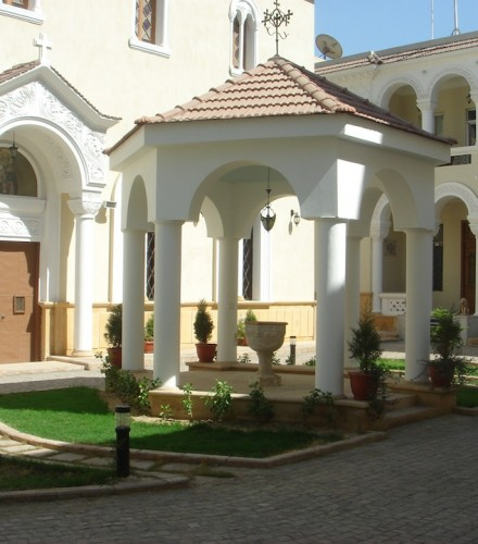 Al Hamzawy Greek Orthodox Church