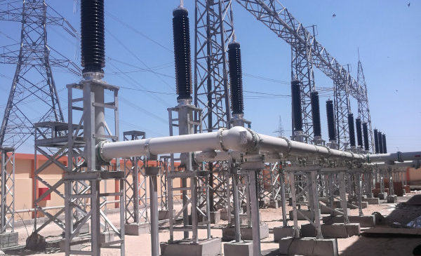 Damietta Furniture City Substation 220/11/11 Kv (2×75 MVA)