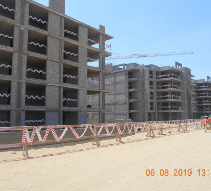 Azad – Residential Compound – 38 Buildings