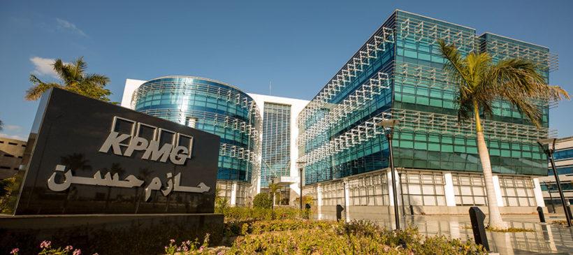 KPMG – New HQ Bldg. – Turn-key Interior Finishing
