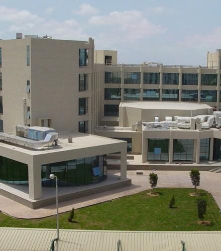 SIDPEC V.I.P Administration Building