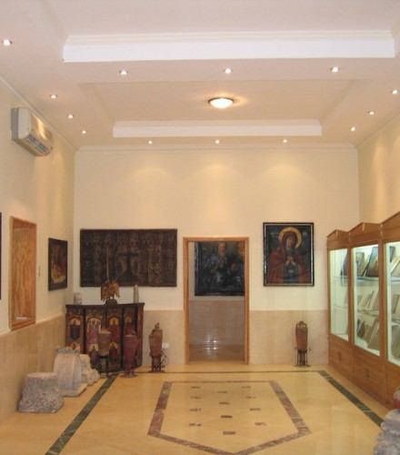 Greek Orthodox Museum Renovation