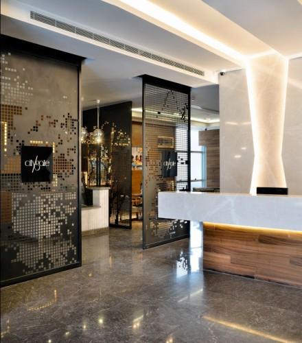 City Gate – Sales Center