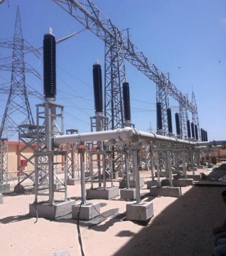 Damietta Furniture City Substation 220/11/11 Kv (2×75 MVA)