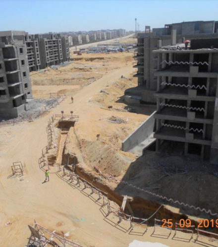 Azad – Residential Compound – Infrastructure
